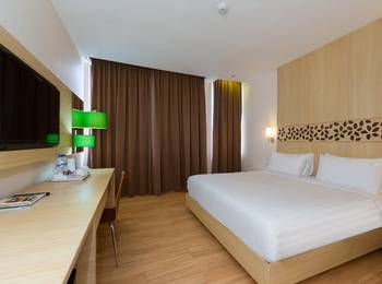 Vihan Suites Hotel Bali - Deluxe Room Regular Plan