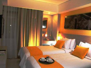 Sahid Mutiara Karawaci Tangerang - Superior Room Only Hollywood Style or Twin Regular Plan