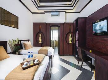 3 Princess Boutique Hotel Bali - Suite Room Double - Room Only Regular Plan