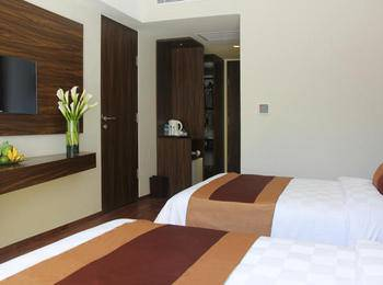 The Bene Hotel Bali - Superior Twin Room Only Regular Plan