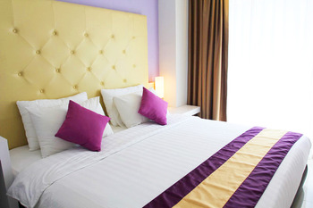 Salis Hotel  Setiabudi - Deluxe Double Room Only Regular Plan
