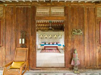 Hati Padi Cottages Bali - Family Room Regular Plan