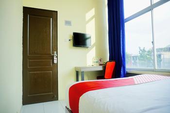 OYO 1192 Lotus Inn Pekanbaru - Deluxe Twin Room Regular Plan