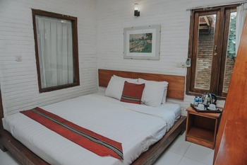 Cempaka Guest House Borobudur - Deluxe Double  HOT DEAL PHASE VI