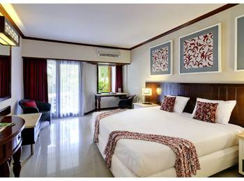 Bali Garden Beach Resort Bali - Kamar Deluxe Regular Plan