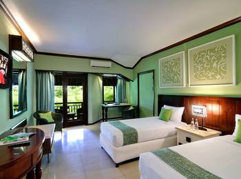 Bali Garden Beach Resort Bali - Superior Room Min.Stay 7N