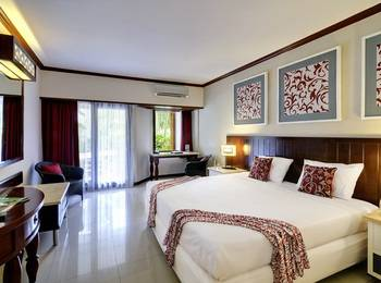 Bali Garden Beach Resort Bali - Deluxe Room Regular Plan