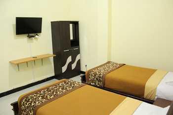 Qieran Hotel Syariah Bengkulu - DELUXE QIERAN 1 Regular Plan