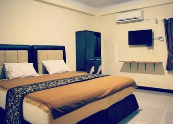 Qieran Hotel Syariah Bengkulu - Standar Room Regular Plan
