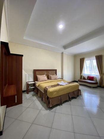 Qieran Hotel Syariah Bengkulu - JUNIOR SUITE Regular Plan