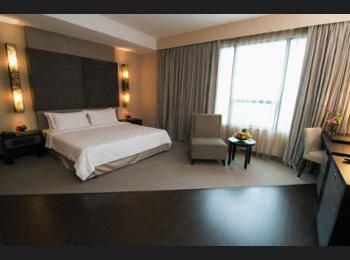 Swiss Garden Hotel Kuala Lumpur Kuala Lumpur - Executive Room, 1 King Bed Regular Plan