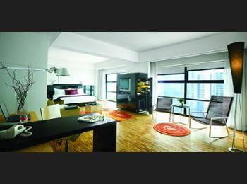 Hotel Maya Kuala Lumpur - Deluxe Suite, 1 King Bed Hemat 25%