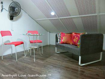 Amethyst Love Guesthouse Kuala Lumpur - Family Room (Deluxe) Diskon 10%