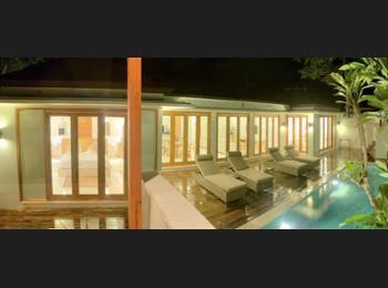 Kokomo Resort Gili Gede Lombok - 2 Bedroom Pool Villa Regular Plan