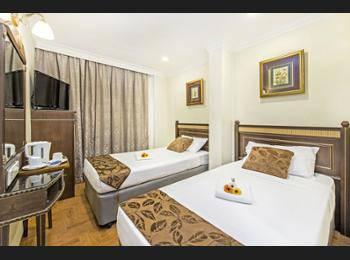 Hotel 81 Chinatown - Twin Room, 2 Twin Beds Regular Plan