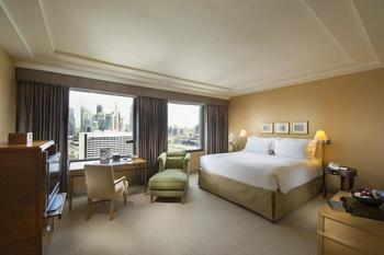 Conrad Centennial Singapore - Conrad Suite, 1 King Bed Regular Plan