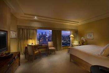 Conrad Centennial Singapore - Executive Room, 1 King Bed Regular Plan