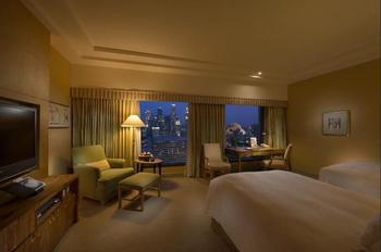 Conrad Centennial Singapore - Executive Room, 2 Twin Beds Regular Plan