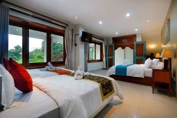 Little Ubud River View Villa Bali - Villa (Emerald) Pesan lebih awal dan hemat 55%