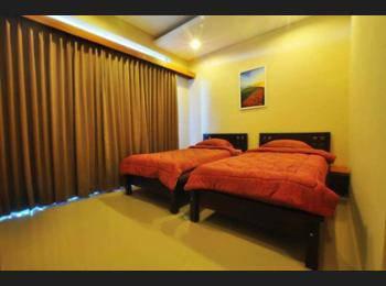 Alia Home Sanur Bali - Kamar Twin Deluks Regular Plan