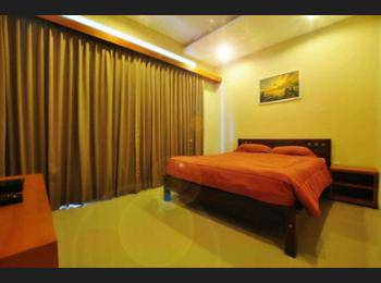 Alia Home Sanur Bali - Kamar Double Deluks Regular Plan