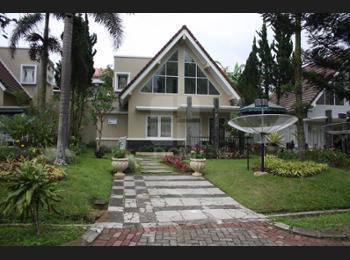 Villa Kota Bunga Peony Cianjur - Villa, 4 Bedrooms Regular Plan