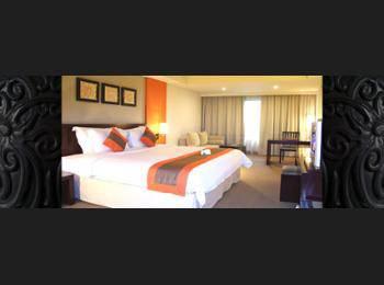 Horison Sagita Balikpapan - Executive Room, 1 Double Bed, Non Smoking, City View Regular Plan