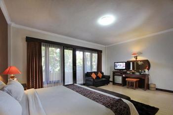 The Taman Ayu Bali - Kamar Double Deluks (Super Deluxe Room) Regular Plan