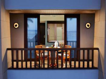 Conrad Bali - Kamar Deluks, 1 tempat tidur king, pemandangan resor Regular Plan