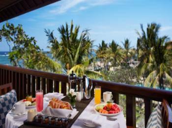 Conrad Bali - Kamar Twin Deluks, pemandangan samudra Regular Plan
