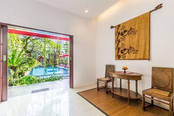 Kamar Kamar Rumah Tamu - Boutique Hotel Bali - Junior Suite, Pool Access Regular Plan