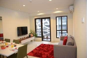 The Cupcake Suites Bandung - Red Velvet Suite Penawaran musiman: hemat 15%