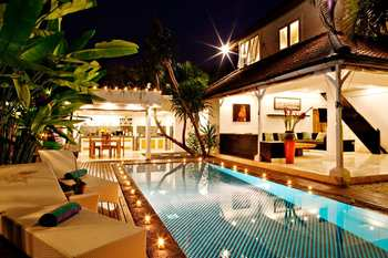 Oberoi Luxury Villas