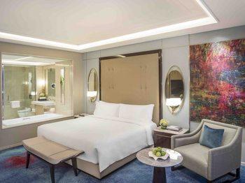 InterContinental Jakarta Pondok Indah Jakarta - Kamar Klasik, 1 Tempat Tidur King Regular Plan