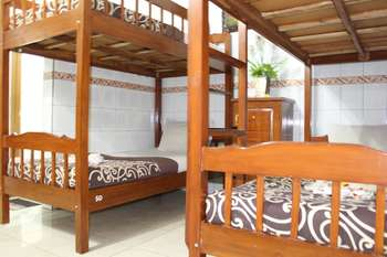 Gong Corner Homestay - Hostel Bali - Shared Dormitory, Mixed Dorm (4 Mixed Dorm) Regular Plan