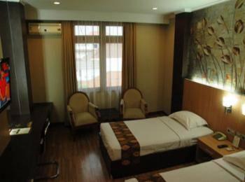 Riyadi Palace Hotel Solo - Kamar Standar Regular Plan