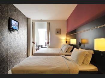 Santa Grand Hotel Bugis Singapore - Family Room Diskon: 5%