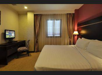 Santa Grand Hotel Bugis Singapore - Deluxe Double or Twin Room, Non Smoking