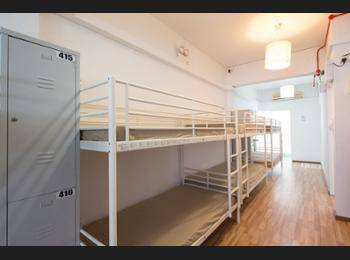 New Society Backpackers Hostel Singapore - 2 Beds In 24-Bedded Mixed Dormitory Regular Plan