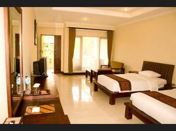 Kusuma Resort Bali - Deluxe Twin Room Pesan lebih awal dan hemat 30%