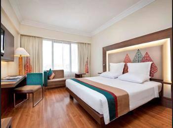 Novotel Solo - Kamar Eksekutif, 1 Tempat Tidur Double dengan tempat tidur Sofa Regular Plan