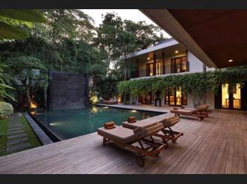 Awarta Nusa Dua Luxury Villas & Spa Bali - The Awarta Three Bedroom Private Pool Villa Hemat 20%