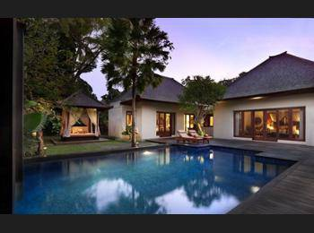 Awarta Nusa Dua Luxury Villas & Spa Bali - The Royal Roselle Two Bedrooms Private Pool Villa Hemat 20%