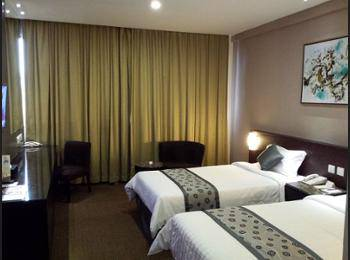 Hotel Royal Singapore - Deluxe Room Diskon 25%