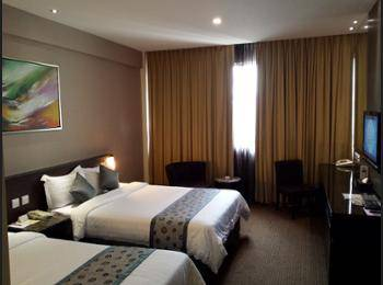 Hotel Royal Singapore - Family Room - 1 Double Bed and 1 Single Bed Regular Plan
