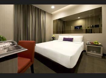 V Hotel Bencoolen - Premier Double 2 Pax NC Hemat 5%