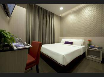 V Hotel Bencoolen - Superior Double Room Regular Plan