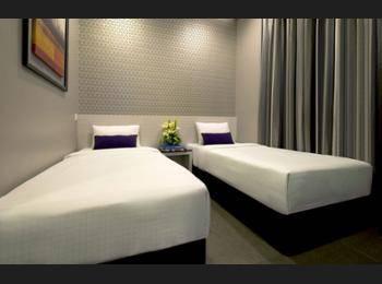 V Hotel Bencoolen - Superior Twin Room Regular Plan
