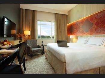 Rendezvous Hotel Singapore - Deluxe Plus With Minibar Pesan lebih awal dan hemat 15%