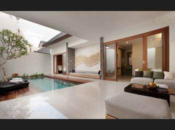 Samaja Villas Kunti - Vila, 2 kamar tidur, kolam renang pribadi Pesan lebih awal dan hemat 20%